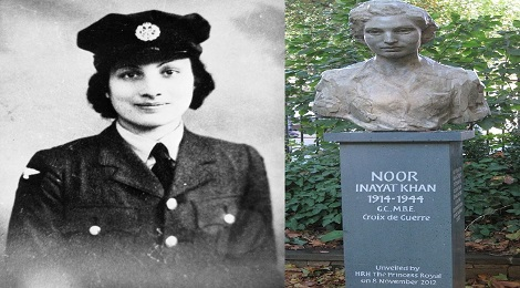 noor inayat khan feature kuchhnaya